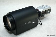 Bosch LTC 3293 / 50 Auto Iris Motorized Zoom Lens w/ Bosch Color Camera
