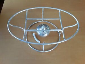 Silver plated food dish warmer - Reversible - from France