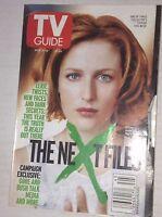 Tv Guide Magazine Gillian Anderson November 4-10, 2000 042417nonrh