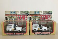 Lot Of 2 Classic Scenes 1953 Chevrolet Good Humor Truck Road Champs Collectibles