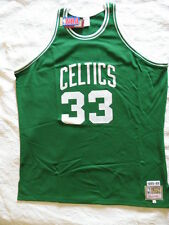 Mitchell Ness M&N Boston Celtics Larry Bird Authentic Jersey 54 NEW NWT 2XL XXL