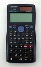 Calculadora Científica Casio fx-85ES en buenas condiciones de trabajo. GCSE/un nivel