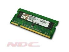 Kingston 1GB DDR2 800S MHz PC2-6400S SO-DIMM/SODIMM/Laptop RAM Memory Module