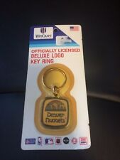 Unopened Vintage Denver Nuggets NBA Logo Keychain Ring - WinCraft