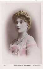 FOREIGN ROYALTY : Princess Ena of Battenberg.RP-ROTARY