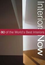 Interiors Now: 80 of the World's Best Interiors Hardback Book The Cheap Fast