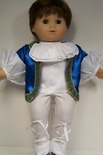 CHRISTMAS Nutcracker-Ballet Costume Doll Clothes For Bitty Baby &Boy Twin (Debs)