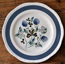 """Alfred Meakin Blue Clover Vintage Side Plate 6.5"""""""