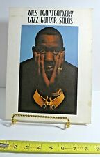 Vintage Wes Montgomery Jazz Guitar Solos Book 1976  Free Shipping