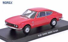 Auto sportive di modellismo statico in pressofuso per Fiat