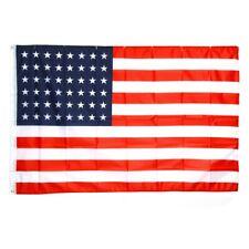 Drapeau américain USA WW2 ( US FLAG ) 48 étoiles  JEEP DODGE GMC MILITARIA