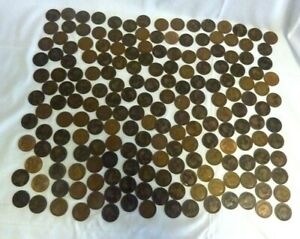 2kg (with wrapping) of pre decimal pennies Collection .     b5