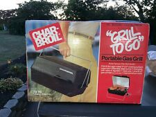 Nos grill to go charbroil Gas Tg-110
