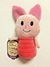 Hallmark Itty Bittys Winnie the Pooh Piglet Htf Nwt's Classic Collectible Plush