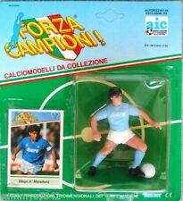 Diego Maradona Napoli Forza Campioni! Action Figure NIB Italy Kenner Argentina