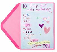 """Humorous PAPYRUS Valentine/'s Day card  /""""to my knight/"""" husband boyfriend TV chair"""