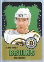 2010-11 O-Pee-Chee Retro Rainbow #564 Ray Bourque Boston Bruins