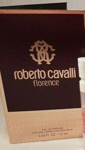 Roberto Cavalli Florence EDP 1.2ml ladies sample spray x 1