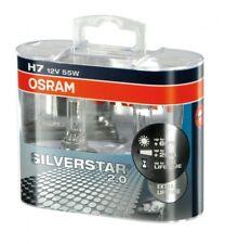 OSRAM Silverstar 2.0 H7 12V 55W 2er-Pack E1