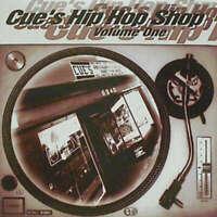 Various - Cue's Hip Hop Shop Volume One (2xLP) Vinyl Schallplatte - 146525