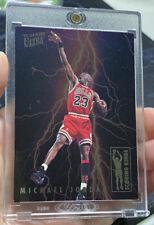 1993-94 Fleer Ultra Michael Jordan Scoring Kings Chicago Bulls NM Insert #5