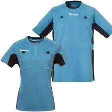 Kempa Balonmano Sport Hombre Mujer Formación Camiseta Árbitro Azul Nuevo