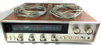 Vintage RARE Sherwood S-7800 140 Watt AM-FM Stereo Receiver 1st Solid State Ever