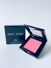 Bobbi Brown Blush Pretty Coral New in Box Full Size 0.13 Oz