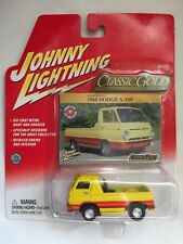 Johnny Lightning Classic Gold Brian Bowie's 68 1968 Dodge A-100 Die-Cast 1/64