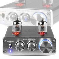 Vor Verstärker Hifi Stereo Audio Buffer Vorverstärker W / Mini 6J1 Ventil &