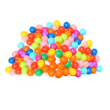 100pcs Colorful Soft Plastic Ocean Ball Kid Swim Pit Water Pool Baby Funny Toys