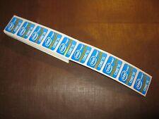 100 pcs Intel Core i5 Inside 15.5mm x 21mm Sticker Label Logo Decal Case Badge
