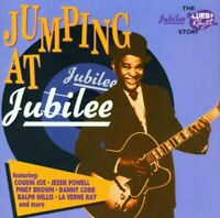 Various Artists - Jumping at Jubilee - Various Artists CD STVG The Fast Free