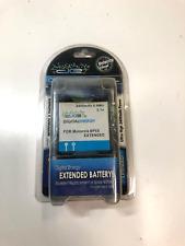 Digital Enerygy Motorola BP6x Extended Replacement Battery