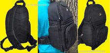 DELUXE SLING BACKPACK BAG CASE AptTo CAMERA NIKON D3200 D5100 D3100 D7100 S9900