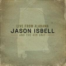 CDs de música rock Alabama