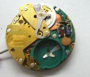ESA 9158 NOS Electronic Mida Watch Movement good balance (Q1)