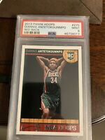 2013 PANINI HOOPS RED BACK Giannis Antetokounmpo ROOKIE RC #275 PSA 9🔥CARD