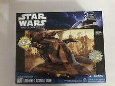 Star Wars The Clone Wars Trade Federation AAT (Armored Assault Tank) NIB