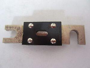 Reliance ENN 500 Fusible Limiteur 500A 500 Amp Testé