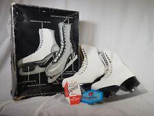 Vintage 1976 Sears Ice Skates | Woman's Size 7 Original Box w/ Tags | Beautiful!