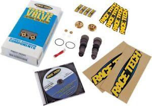 Race Tech Gold Valve Fork Kit G2-RFMGV 3520G 77-1855 0450-0041 200-3520