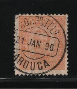 Portugal - D. Carlos I - Marcofilia - AROUCA