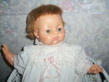 """21"""" Horsman Jody Baby Doll Cloth & Vinyl 1961"""