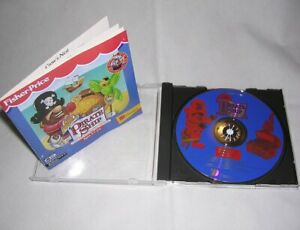 Fisher Price Davidson CD-ROM Pirate Ship Create Your Own Sea Adventure Age 3-7yr
