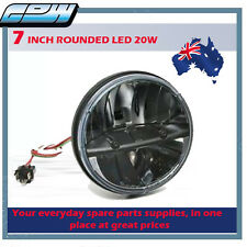 LED 7 Inch Round Headlight 20w 9-31v