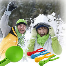 Ball Shaped Snow Ball Maker Sand Mold Tool Kids Light Snowball Fight Tool Toy