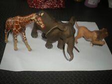 SCHLEICH Ferme et animaux sauvages Un affranchissement £ 3.20 lot à choisir