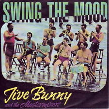 "Maxi 12"" Vinyl Jive Bunny And The Mastermixers Swing The Mood 80`s BCM"