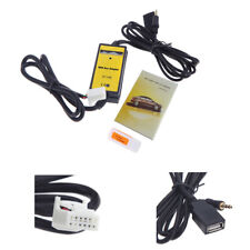 For Toyota Camry Corolla RAV4 Sienna USB Aux-in Adapter MP3 Radio Interface US